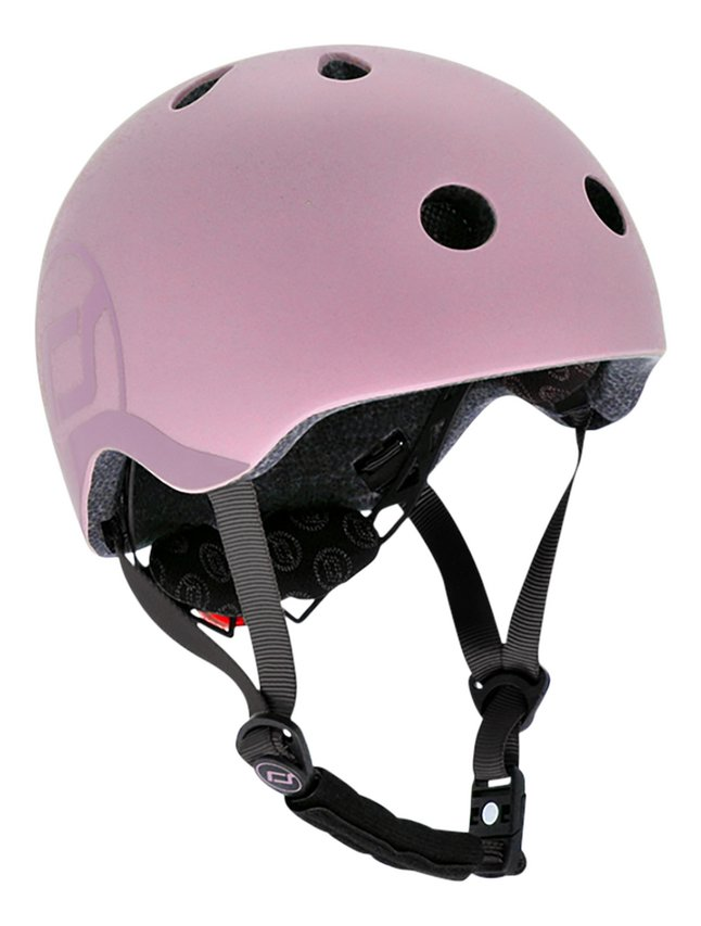 Afbeelding van Scoot and Ride Kinderfietshelm roze S from Dreambaby
