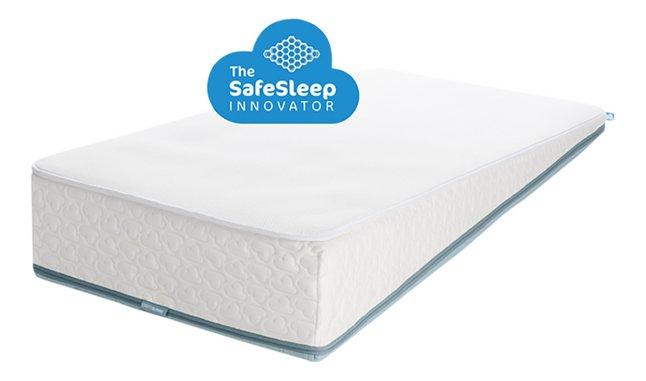 AeroSleep Matelas pour lit de bébé Evolution Premium Lg 60 x L 120 cm