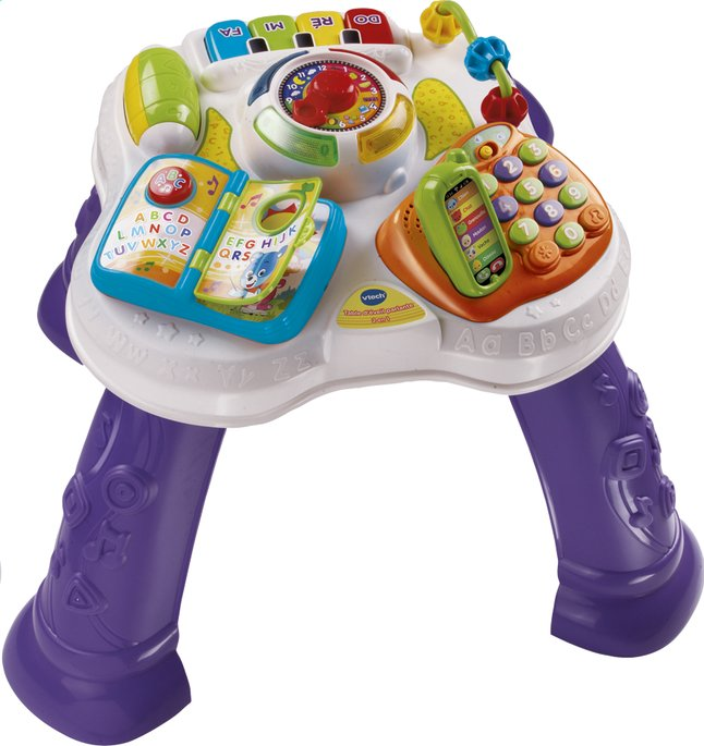 Afbeelding van VTech Table d'éveil parlante 2 en 1 FR from Dreambaby