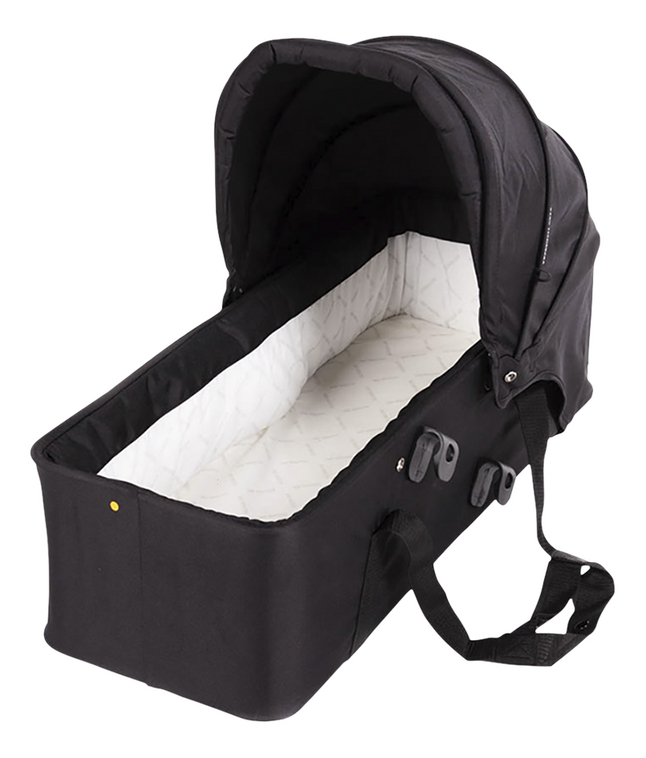 Baby Monsters Draagmand Easy Twin 3S black