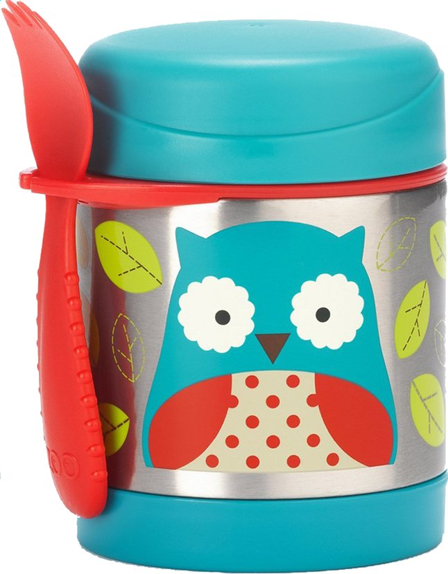 Afbeelding van Skip*Hop Lunchbox Zoo Owl from Dreambaby