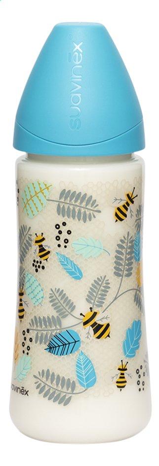 Image pour Suavinex Biberon Fusion abeille bleu 360 ml à partir de Dreambaby
