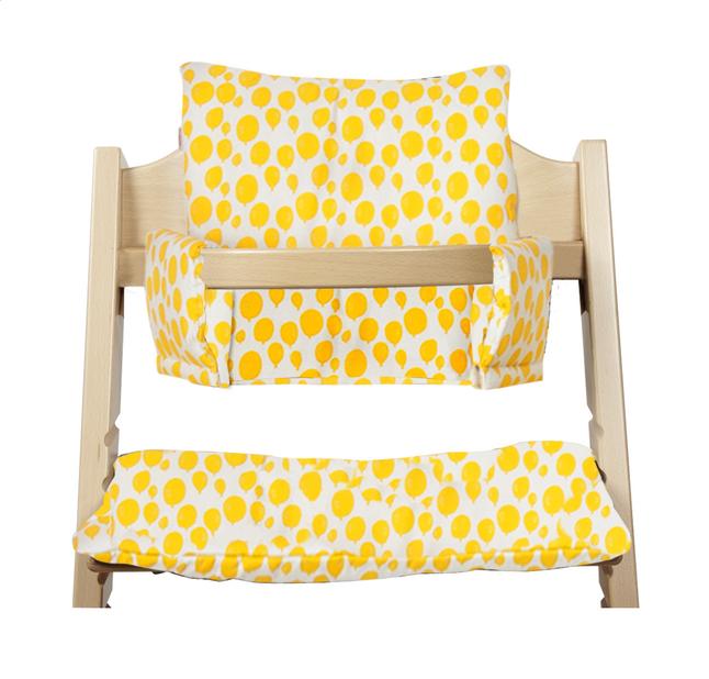 Image pour Trixie Coussin réducteur pour chaise évolutive Balloon Yellow jaune à partir de Dreambaby