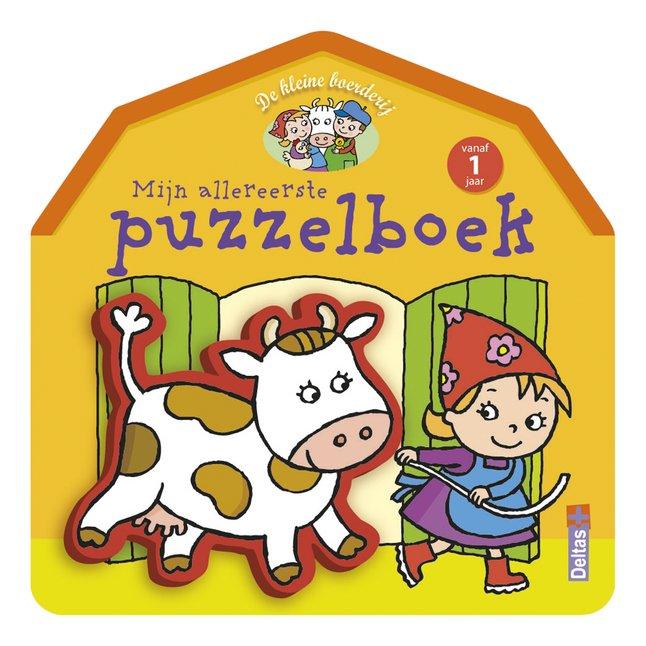 Afbeelding van Boek De kleine boerderij: Mijn allereerste puzzelboek from Dreambaby