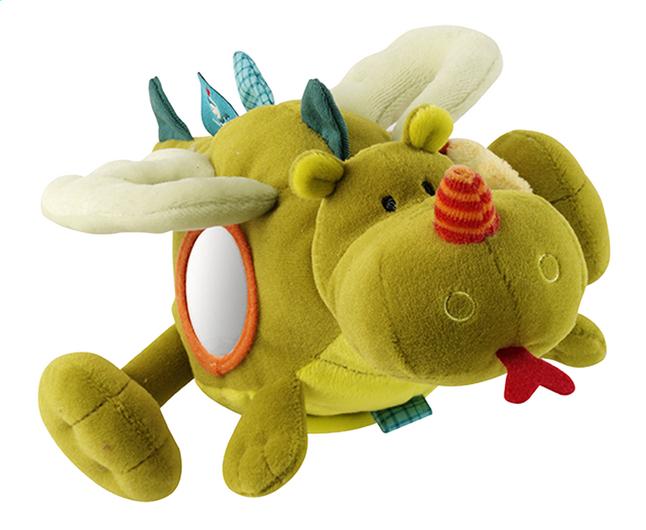 Image pour Lilliputiens Peluche d'activité Walter & Jef Acti-dragon à partir de Dreambaby