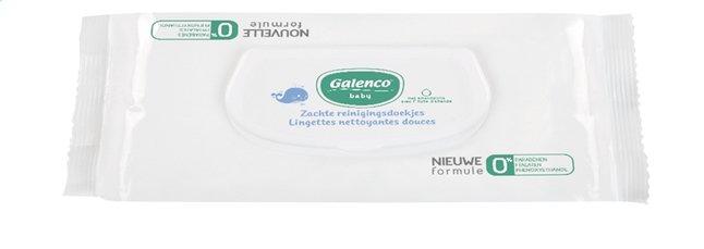 Image pour Galenco Lingettes humides - 70 pièces à partir de Dreambaby