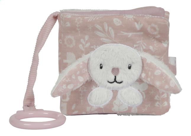 Afbeelding van Little Dutch Knuffelboekje Adventure Pink from Dreambaby