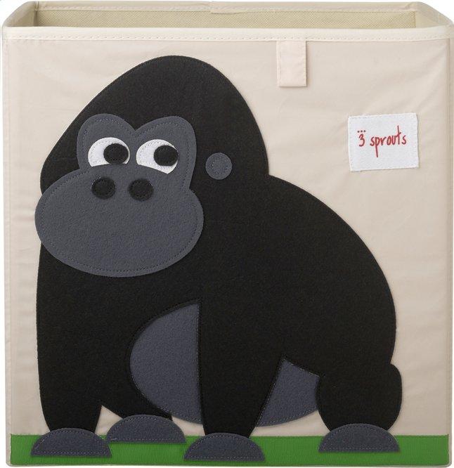 Afbeelding van 3Sprouts Opbergbox gorilla from Dreambaby