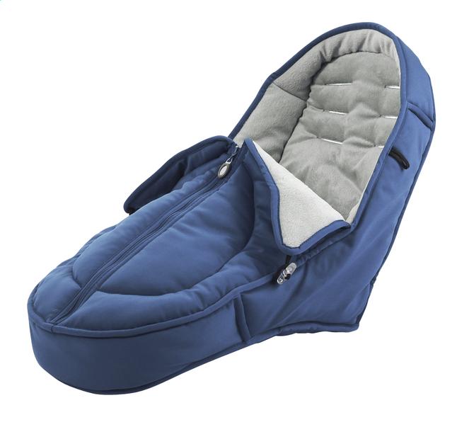 Afbeelding van BabyStyle Voetenzak voor wandelwagen Egg petrol blue from Dreambaby