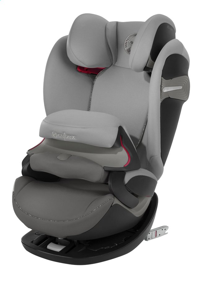 cybex si ge auto pallas s fix groupe 1 2 3 manhattan grey dreambaby. Black Bedroom Furniture Sets. Home Design Ideas