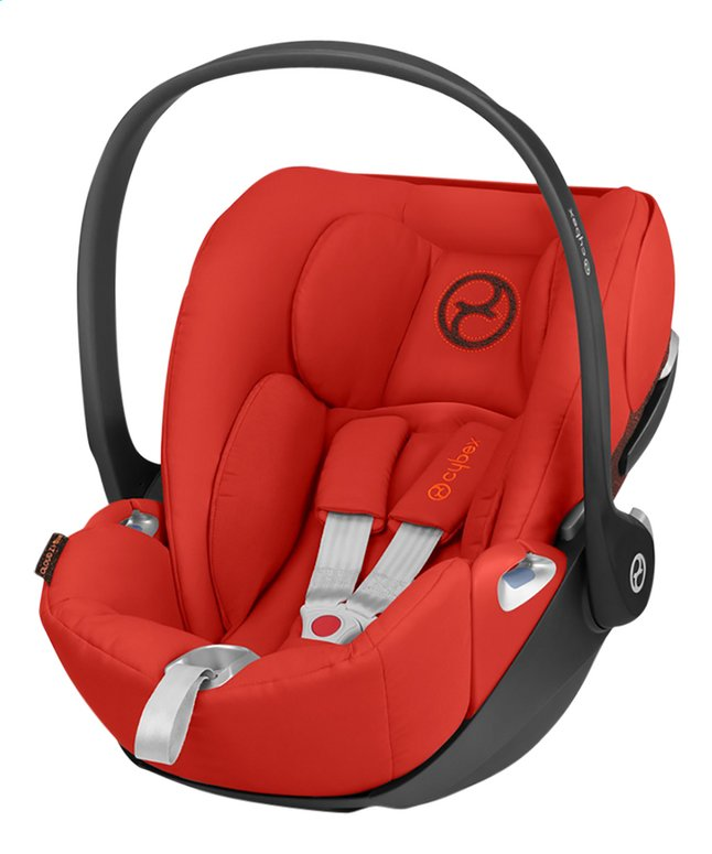 Hedendaags Cybex Draagbare autostoel Cloud Z i-Size autumn gold   Dreambaby PV-52