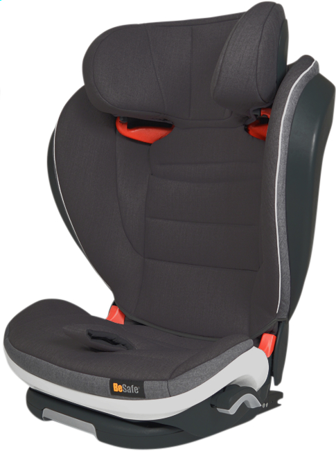 BeSafe Autostoel iZi Flex FIX i-Size metallic melange