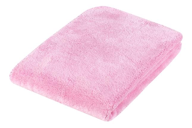 Afbeelding van Bemini Fleece deken voor wieg of park Softy kauwgomroze from Dreambaby