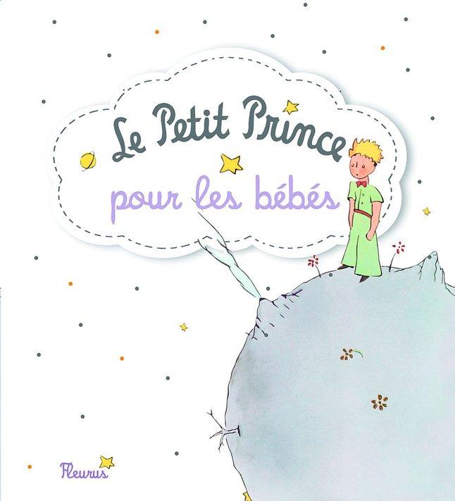 Afbeelding van Babyboek Le Petit Prince: pour les bébés from Dreambaby