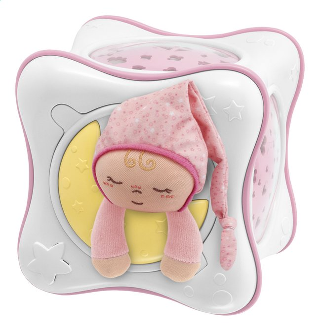 Image pour Chicco Projecteur Rainbow Cube First Dreams rose à partir de Dreambaby