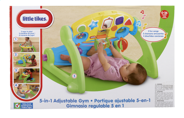 Afbeelding van Little Tikes Activiteitenboog 5-in-1 Adjustable Gym from Dreambaby