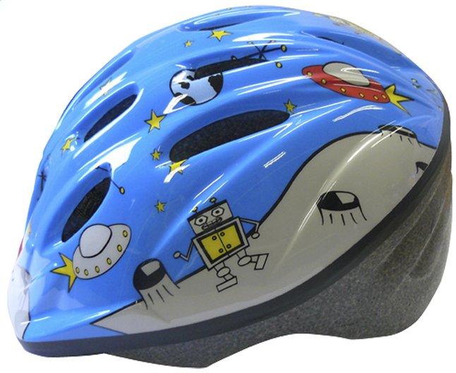 Image pour Polisport Casque-vélo Space bleu à partir de Dreambaby