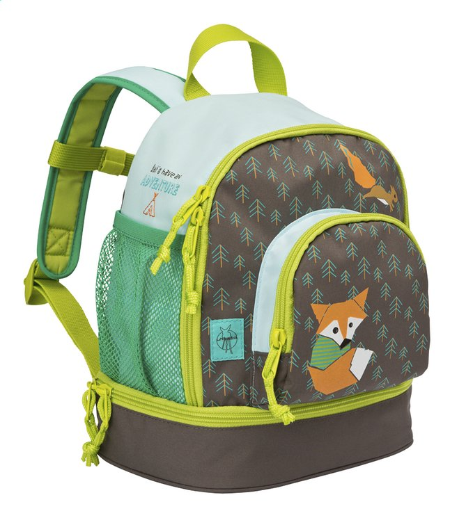 Image pour Lässig Sac à dos Little Tree Fox à partir de Dreambaby