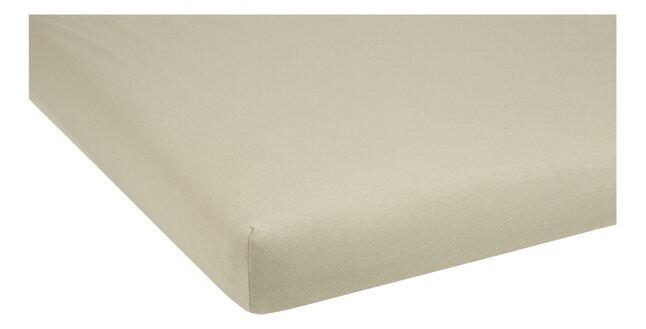 Dreambee Drap-housse pour parc Essentials vert clair Lg 75 x L 95 cm