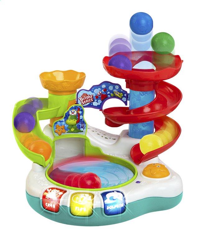 Image pour Bright Starts Circuit à billes Spin 'n Slide Ball Popper à partir de Dreambaby