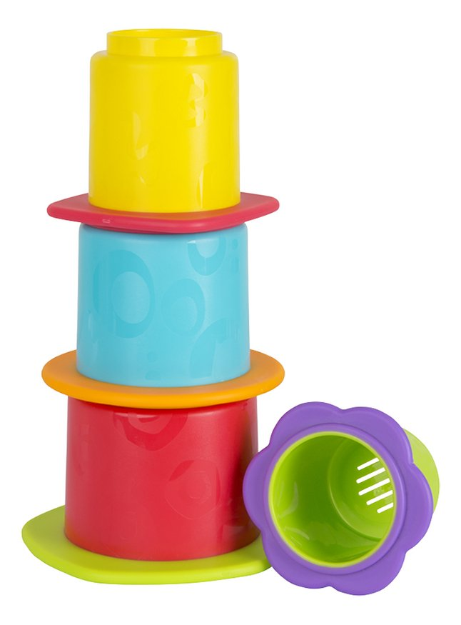 Playgro Stapelpotjes Chewy Stack and Nest Cups