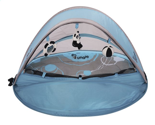 Afbeelding van Bo Jungle Uv-werende pop-uptent B-Play Nest blauw from Dreambaby