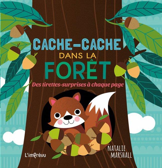 Afbeelding van Boek Cache-cache dans la forêt FR from Dreambaby