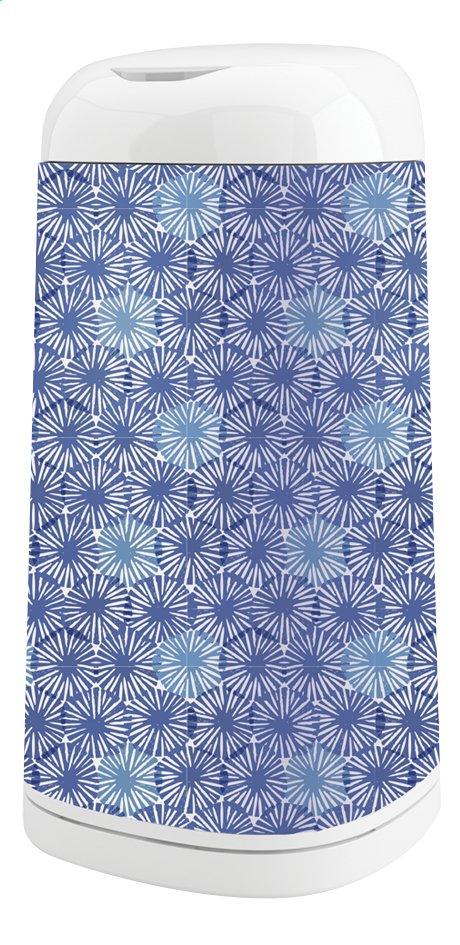 Image pour Angelcare Poubelle à langes avec housse Dress up flocons bleus à partir de Dreambaby