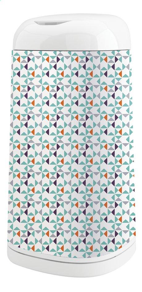 Afbeelding van Angelcare Hoes voor luieremmer Dress up geometrie from Dreambaby