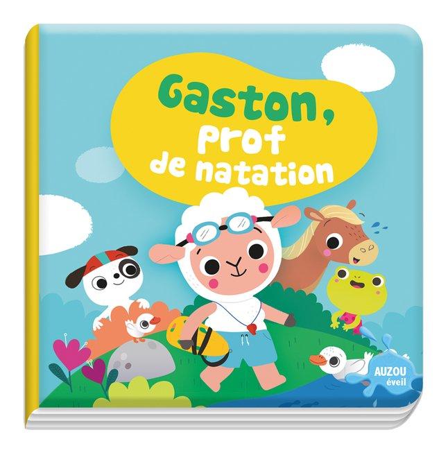 Afbeelding van Badboekje Gaston, prof de natation from Dreambaby