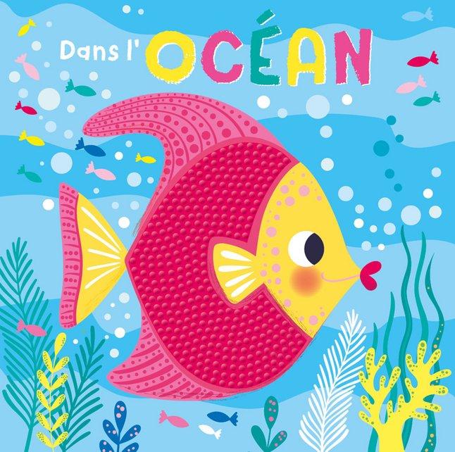 Livre Tactile Pour Bebe Ocean
