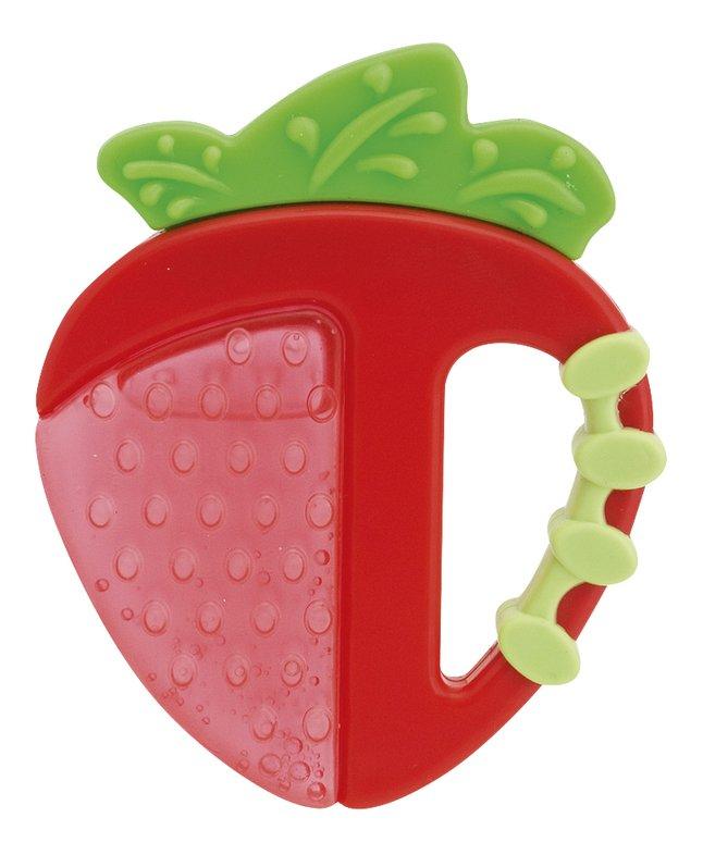 Image pour Chicco Anneau de dentition rafraîchissant pomme ou fraise à partir de Dreambaby