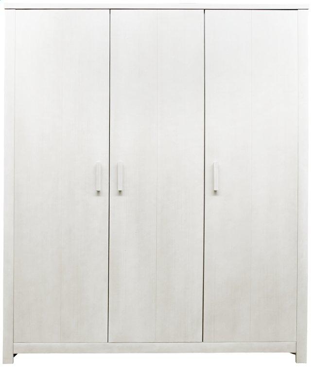 Afbeelding van Bopita Kast met 3 deuren Lotte grijs from Dreambaby