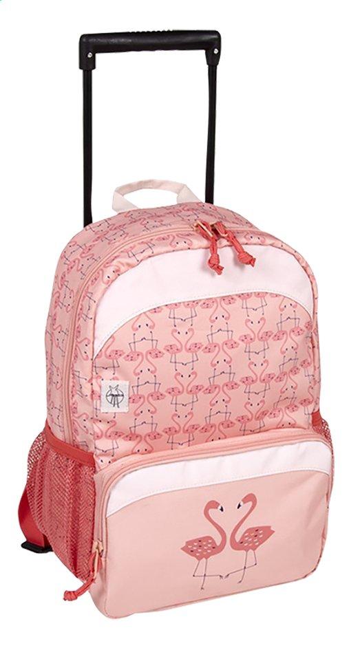 Image pour Lässig sac à dos à roulettes Mini Flamant rose à partir de Dreambaby