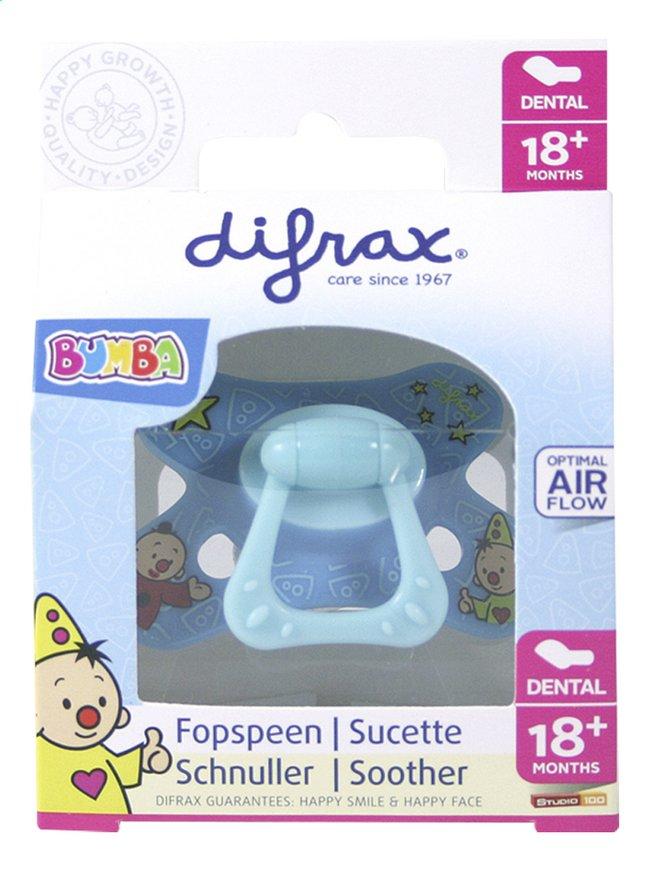 Image pour Difrax Sucette + 18 mois Bumba Dental à partir de Dreambaby