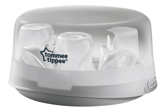 Afbeelding van Tommee Tippee Sterilisator voor microgolf Closer to Nature from Dreambaby