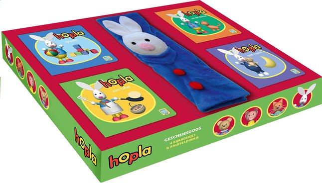 Image pour Geschenkdoos met 4 boekjes Hopla à partir de Dreambaby