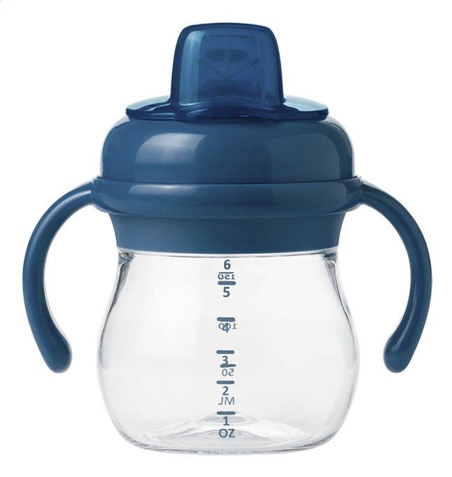 Afbeelding van OXO Tot Oefenbeker met zachte tuit 150 ml marineblauw from Dreambaby