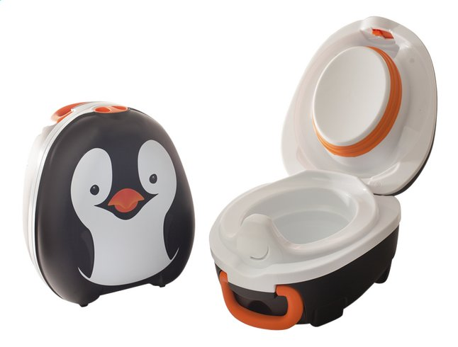 Afbeelding van My Carry Potty Potje pinguïn from Dreambaby