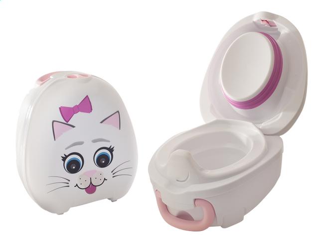 Image pour My Carry Potty Petit pot chat à partir de Dreambaby