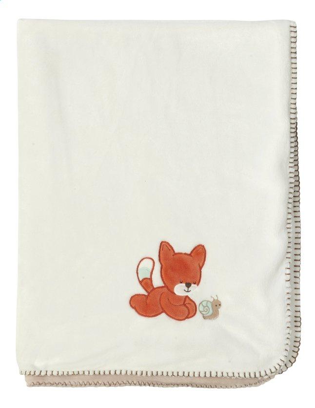 Afbeelding van Nattou Deken voor wieg of park Fanny & Oscar polyester from Dreambaby