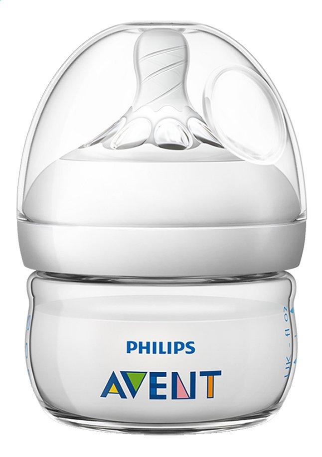 Philips AVENT Biberon Natural transparent 60 ml