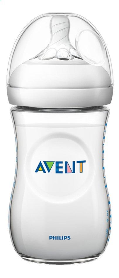 Image pour Philips AVENT Biberon Natural transparent 260 ml à partir de Dreambaby