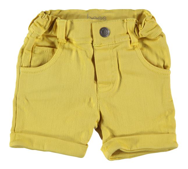 B*E*S*S Short Denim Yellow