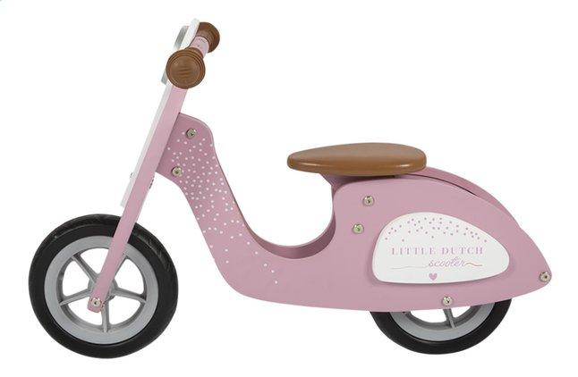 Afbeelding van Little Dutch Houten loopfiets roze from Dreambaby