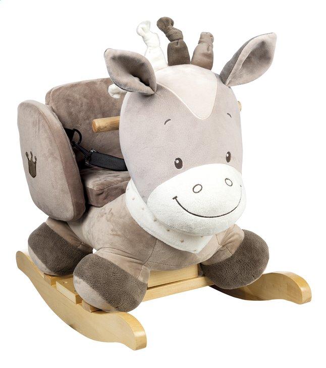 Afbeelding van Nattou Schommelpaard Max, Noa & Tom Noa from Dreambaby