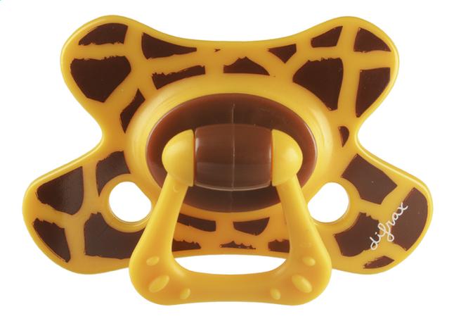 Image pour Difrax Sucette Natural animaux + 6 mois à partir de Dreambaby