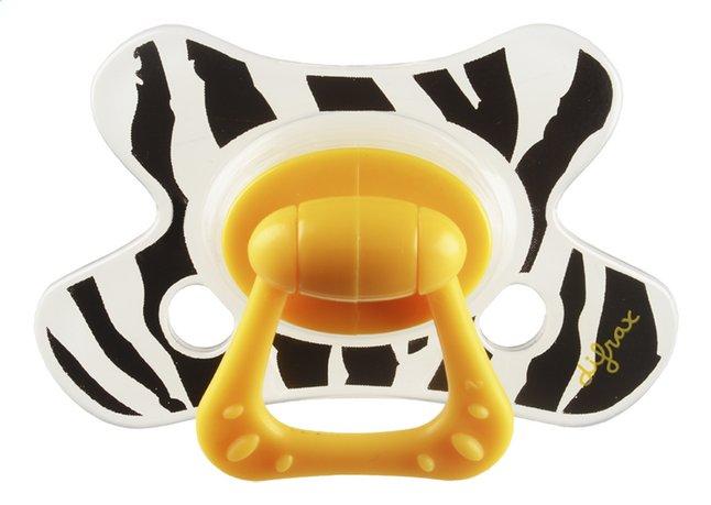 Image pour Difrax Sucette + 12 mois Natural animaux à partir de Dreambaby