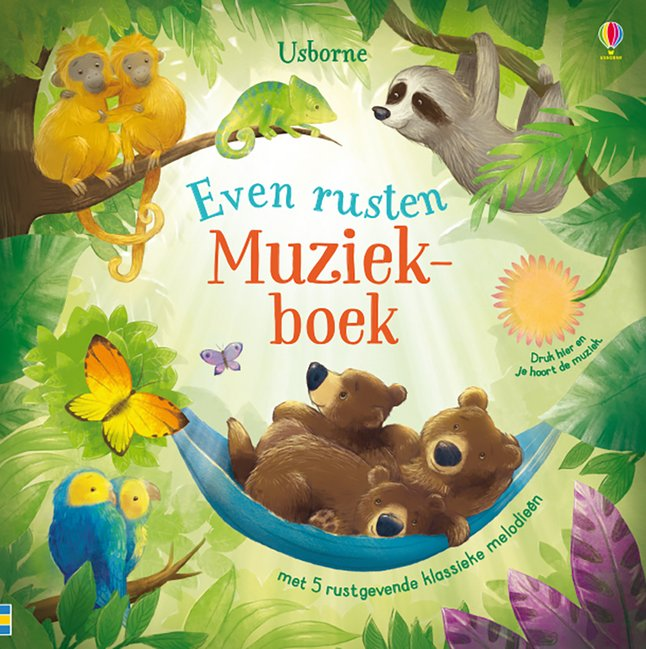 Afbeelding van Babyboek Even rusten from Dreambaby