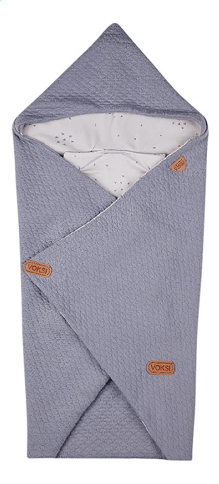 Voksi Couverture enveloppante Baby Wrap light grey